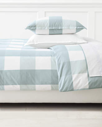 At Serena And Lily Gingham Duvet Cover