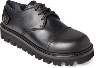 Jil Sander Black Leather Short Boots