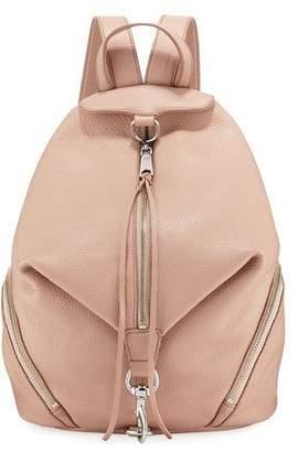 Rebecca Minkoff Julian Pebbled Leather Backpack