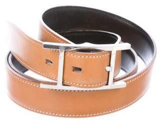 Hermes Reversible Hapi 24MM Belt