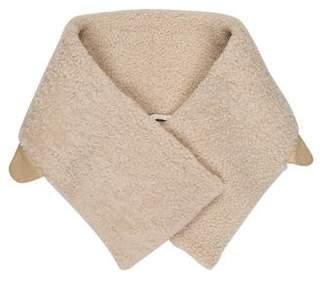 Maison Margiela Shearling Collar Stole