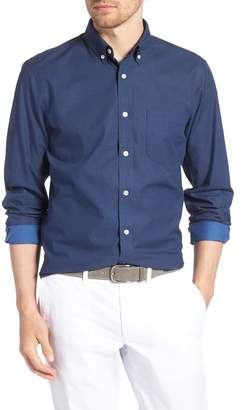 1901 Trim Fit Round Pocket Sport Shirt