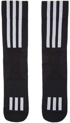 Y-3 Black and White Tech Socks
