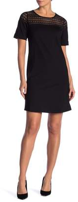 Joe Fresh Lace Yoke Dress