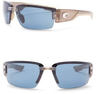 Costa del Mar Rockport 69mm Rimless Sunglasses