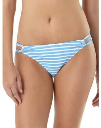 No Boundaries Juniors' Off The Shoulder Bikini Bottom