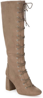 BCBGeneration Addison Dream Knee-High Lace-Up Boot