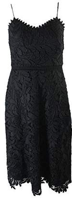 GUESS Women's Lace Slip Dress