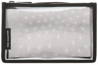 Cos NEW true:essentials Black Mesh Bag Medium RPT