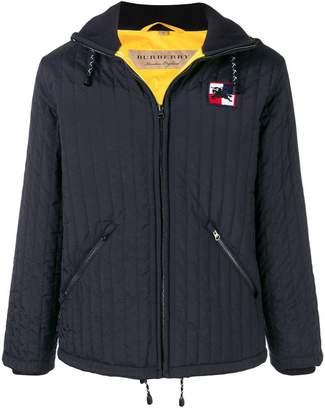 Burberry Netherton rain jacket