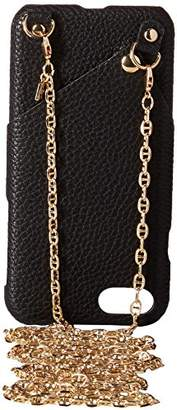 Laundry by Shelli Segal Crossbody Cellphone Case and Necklace
