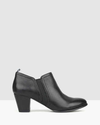 Airflex Carly Heeled Ankle Booties