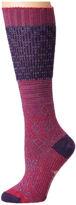 Smartwool Snowflake Flurry Women's Knee High Socks Shoes