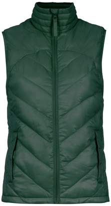 Track & Field quilted vest