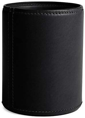 Ralph Lauren Brennan Leather Pencil Cup
