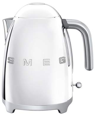 Smeg 50s Style 1.75 Qt. Stainless Steel Electric Tea Kettle