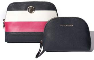 Tommy Hilfiger (トミー ヒルフィガー) - TOMMY HILFIGER 2in1ウォッシュバッグ