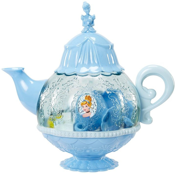 Disney Princess Cinderella Stack and Store Tea Pot