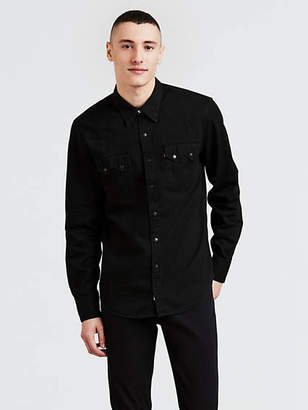 Levi's Sawtooth Western Shirt Chambray