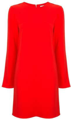 Tibi longsleeved shift dress