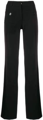 Carven side striped trousers