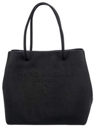 Marc Jacobs Logo Shopper E/W Tote