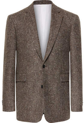 Calvin Klein Wool-Tweed Blazer