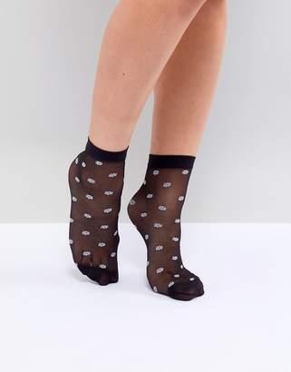 Jonathan Aston Daisy Ankle Sock