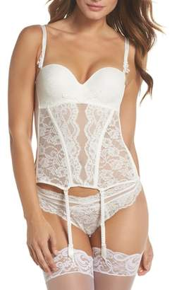 EPURE BY LISE CHARMEL Exception Charme Underwire Demi Basque Corset