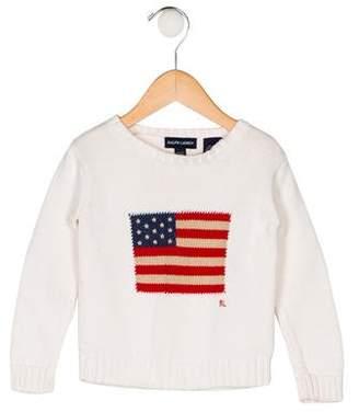 Ralph Lauren Boys' Knit Sweater