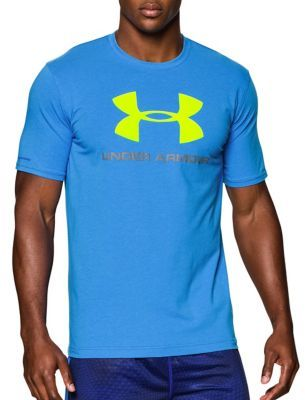 Under Armour Charged Cotton Sportstyle Logo Tee