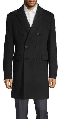 Lauren Ralph Lauren Double Breasted Overcoat