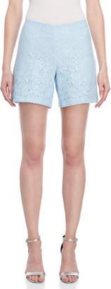 Blugirl Sequin Lace Shorts