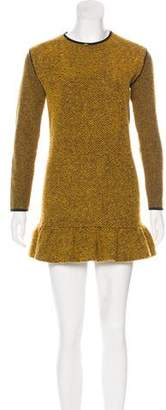 Burberry Knit Wool Dress