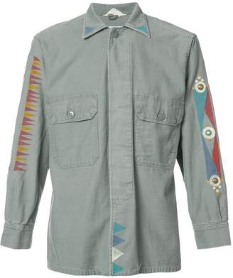 HTC Los Angeles printed details shirt