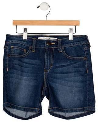 Joe's Jeans Girls' Denim Mini Shorts