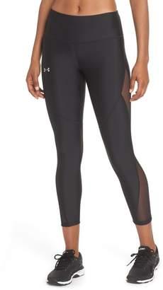 Under Armour HeatGear(R) Fashion Ankle Crop Leggings