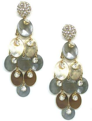 BIJOUX BAR Bijoux Bar Crystal Drop Earrings