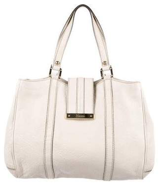 0cd6faa7d Pre-Owned at TheRealReal · Gucci Guccissima New Ladies Web Hobo
