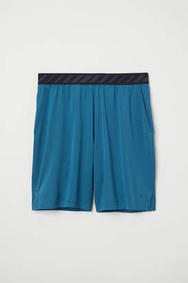 H&M Short Sports Shorts - Blue