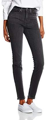 Levi's Women's 311 SHAPING SKINNY Jeans, Grey (MISTY WATER), W31/L34 (Manufacturer size: 31)