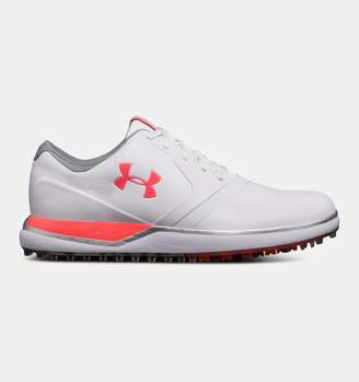 Under Armour Womens UA Performance Spikeless Golf Shoes