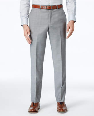 Tommy Hilfiger Sharkskin Modern-Fit Pants