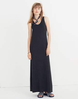 Jersey Tank Maxi Dress
