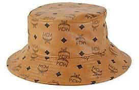 MCM Men's Collection Visetos Bucket Hat