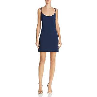 French Connection Women's Whisper Light X Strappy Dress,8