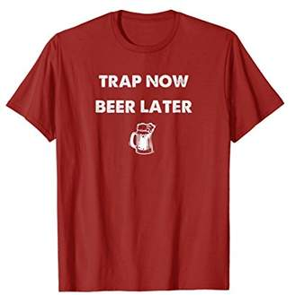 Hunter Trapping Hunting Funny Hunt T Shirt -Trap Season Gift