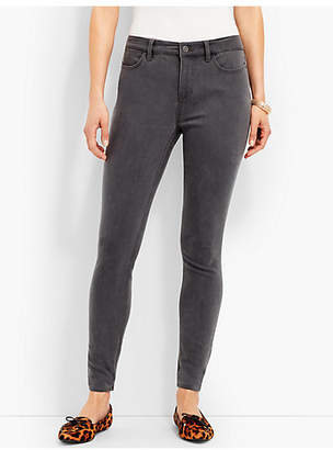 Talbots Denim Jegging - Cadet Grey