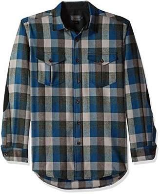 Pendleton Men's Long Sleeve Button Front Moonrise Outdoor Shirt