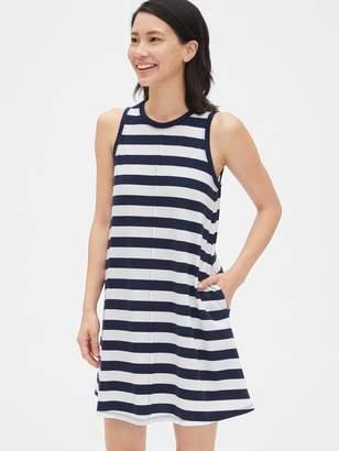 Gap Sleeveless Swing Dress